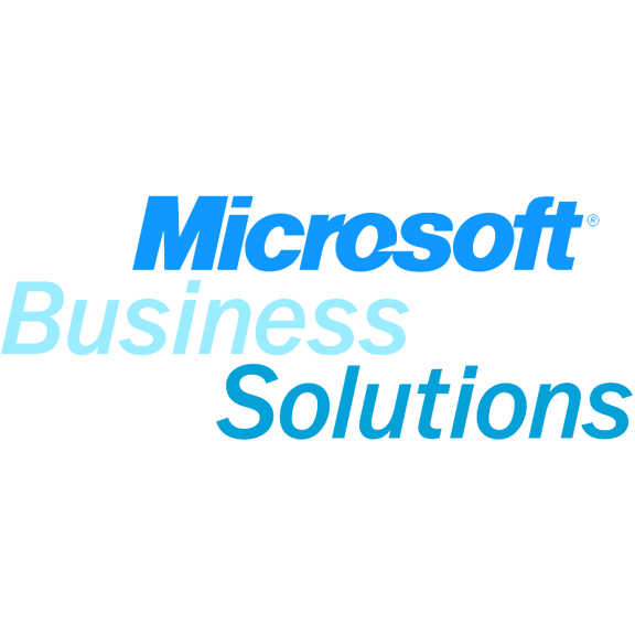 Logo of Microsoft Business Solutions
